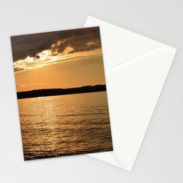 Lake Superior, M Stationery Cards