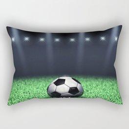 Football stadium Rectangular Pillow