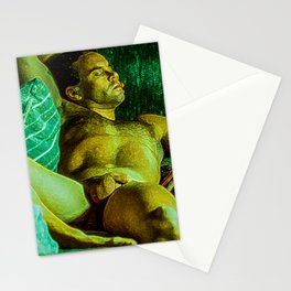 Sleep Naked Stationery Cards