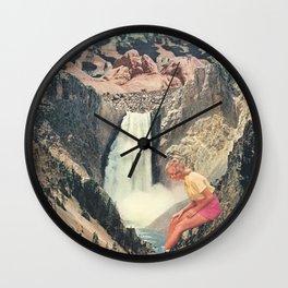 Grand Canyons Wall Clock