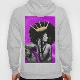 Naturally Queen VI PINK Hoodie