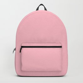 Bubble Gum Pink Backpack