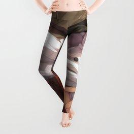 Pretty Hentai Girl Upskirt In Pantyhose Ultra HD Leggings