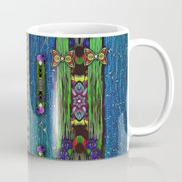 Fae mermaids live in the soft warm sea of love and pop culture Coffee Mug