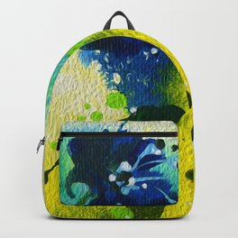 Edgefield Glow No.1 by Kathy Morton Stanion Backpack
