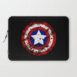 Captain's Shield Laptop Sleeve