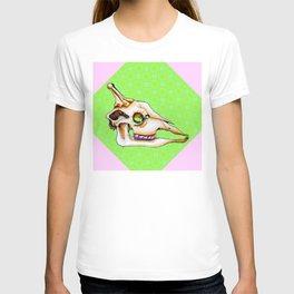 CalaveraPOP Giraffe. T-shirt
