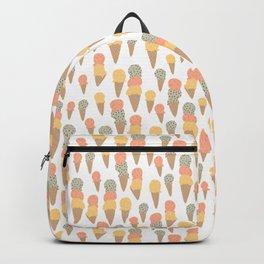Gelato: Mint Chip, Mango & Passionfruit Backpack