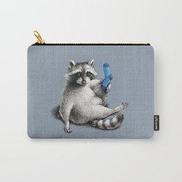 Yoga Raccoon Carry-All Pouch