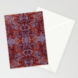 Colorful Abstract Decorative Boho Chic Style Mandala - Iloma Stationery Cards