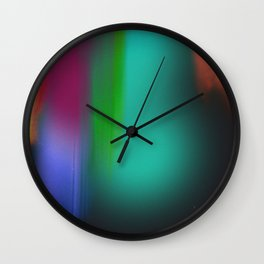 Gradient Wall Clock