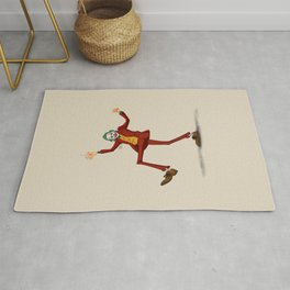 Joaquin Clown Rug