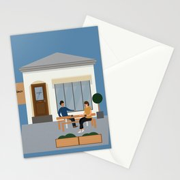 Baker Grammercy, Berhampore, Wellington, NZ Stationery Cards