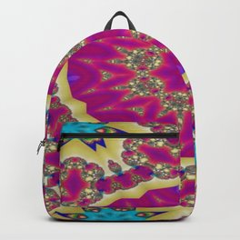 Guardians Of The Void Mandala 14 Backpack