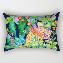 Jungle Cat Rectangular Pillow