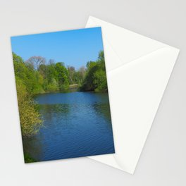 River Ouse near York Stationery Cards