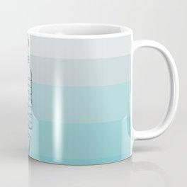 Half A World Of Plastic. Coffee Mug