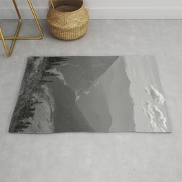 Nisqually River Valley Rug