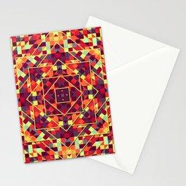 Playful Geometry 002 Stationery Cards