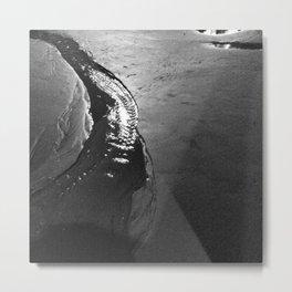 River of Tides Metal Print