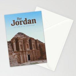Visit Jordan Stationery Cards