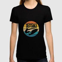 Jet Ski Retro Watersports T-shirt