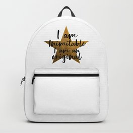 Hamilton Inimitable Backpack