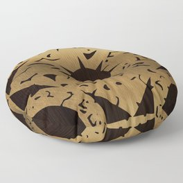 Lament Configuration Side F Floor Pillow