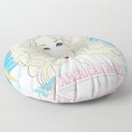 Dolly Parton American Angel Floor Pillow
