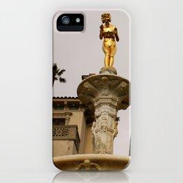 Hearst Castle iPhone Case