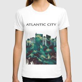 Atlantic City Skyline T-shirt
