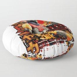 Hero Robot Pop Floor Pillow
