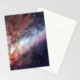 Astrophotography, The Omega Nebula Stationery Cards