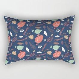 Autum leaves Rectangular Pillow