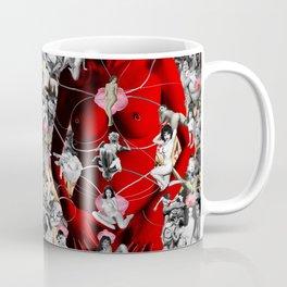 Fire Walks With Her Coffee Mug