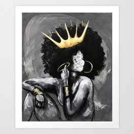 Naturally Queen VI Kunstdrucke