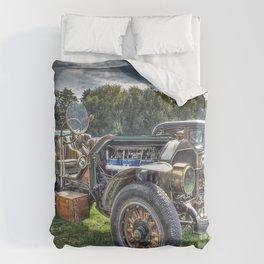 La France Speedster Duvet Cover