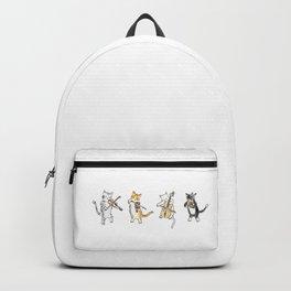 String Meowtet Backpack