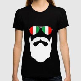 Italia Beard Man from Italy or Lovers of Italia T-shirt
