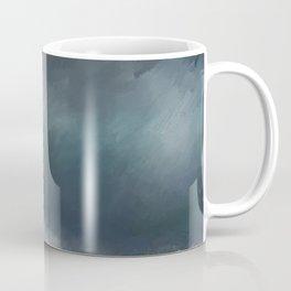 Blue Stormy Sea Coffee Mug