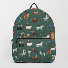 Warrior Women of the Zodiac Backpack