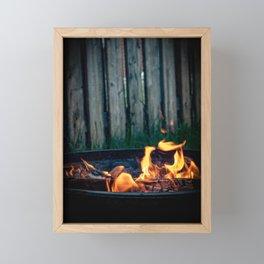 7-4-2020-70 Framed Mini Art Print