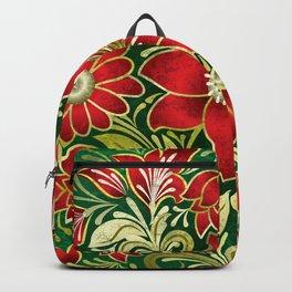 Shabby flowers #4 Backpack