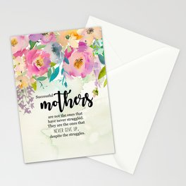 Succesful mothers | Mother's day gifts Stationery Cards