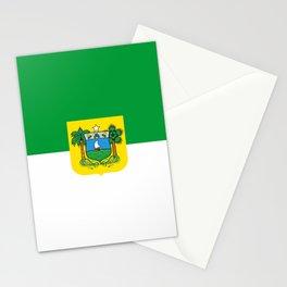 Flag of rio grande do norte Stationery Cards