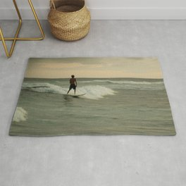 One Last Wave Rug