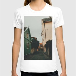 Exploring Unesco Town Of Visby T-shirt
