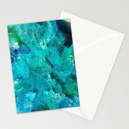 Ocean's deep Stationery Cards
