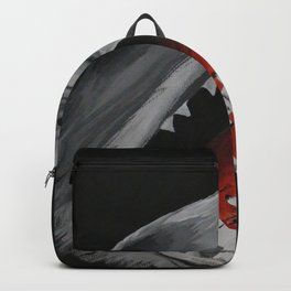 Landshark Football Backpack