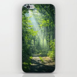 Woodland Glory iPhone Skin